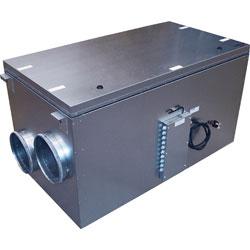 Radonsanering kan utföras med FTX-ventilation